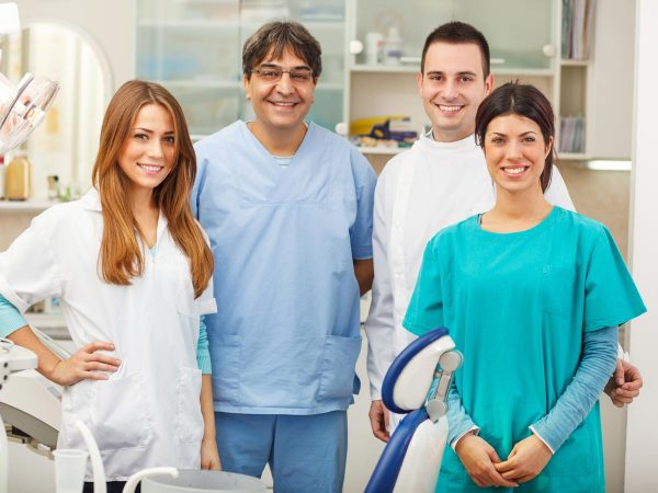 Get ahead of your competitors with a new dental practice fitout.