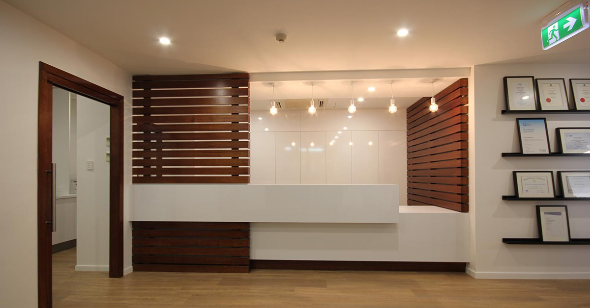 Dentifit can assist your practice in boosting its reputation by designing and constructing a professional-looking clinic.