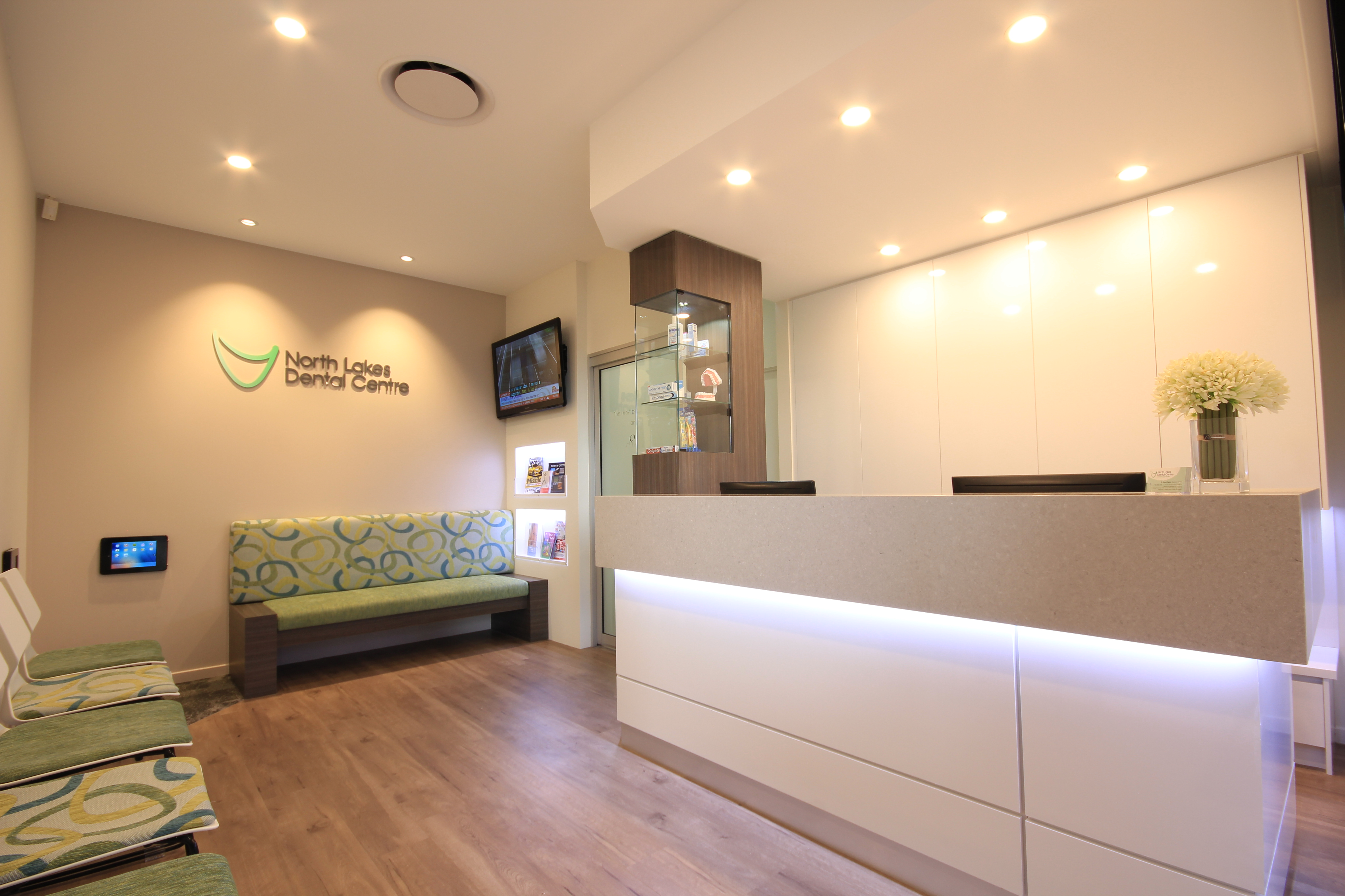 dental fit out, northlakes dental fit out, fit out specialists