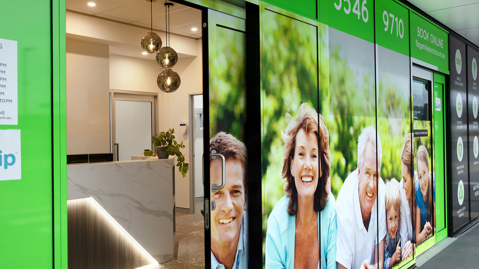 dental fit out