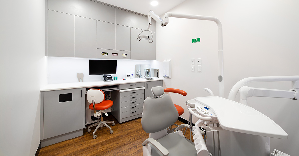 orthodontic fit out, brisbane, noosa, fit outs