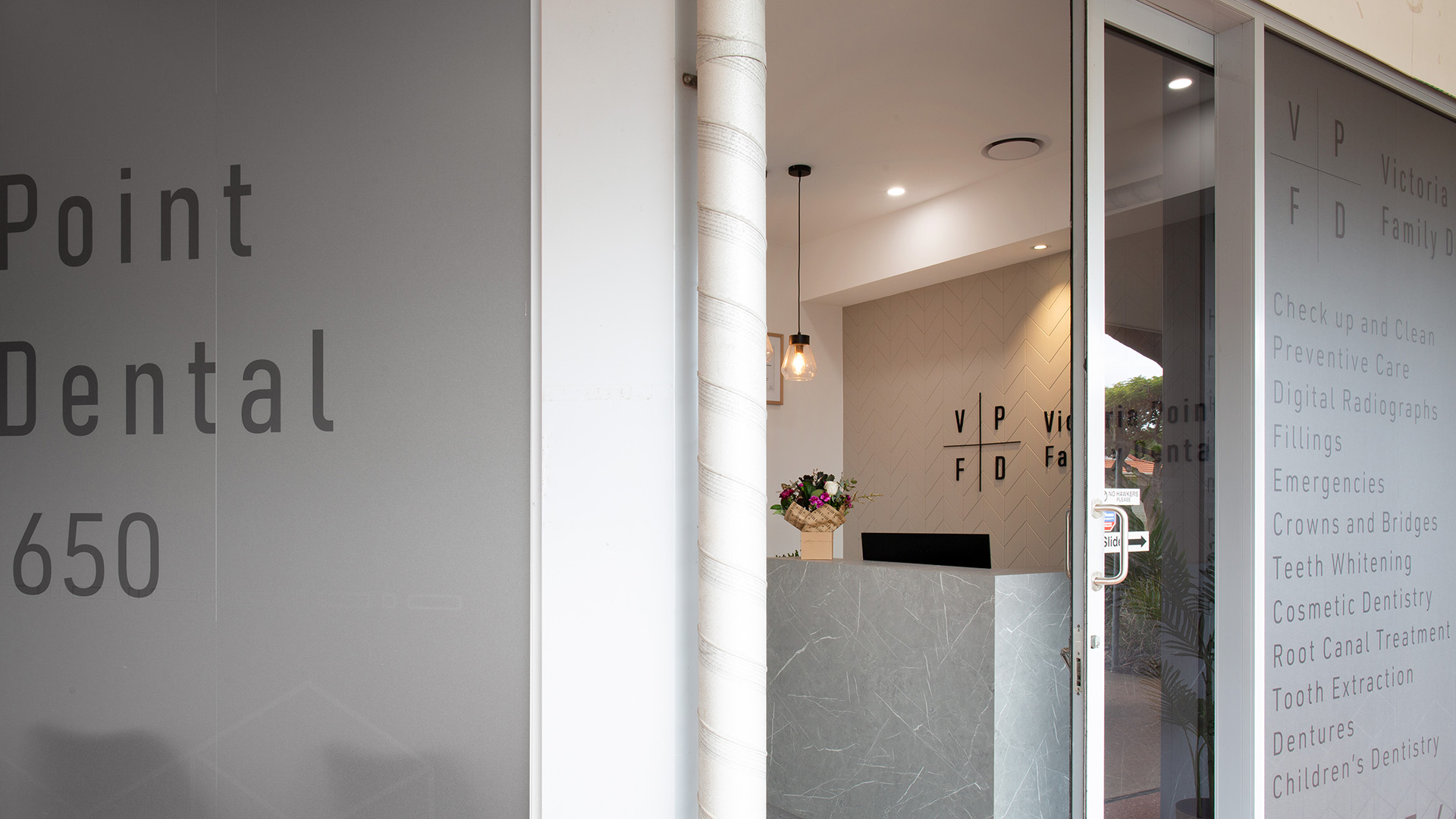 dental practice fit out, brisbane fit outs