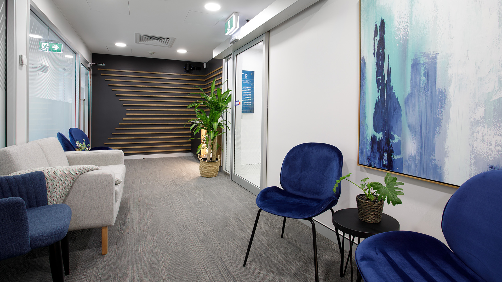endodontic fit out