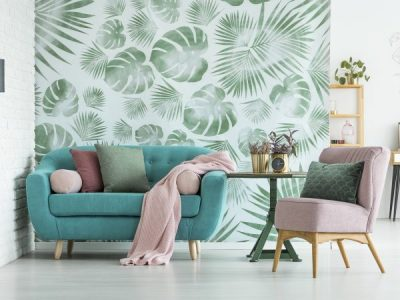 Should You Include Wallpaper As A Statement Piece? (Different Types Of Wallpapers)