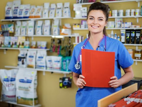 vet clinic fitout add ons to make money retail